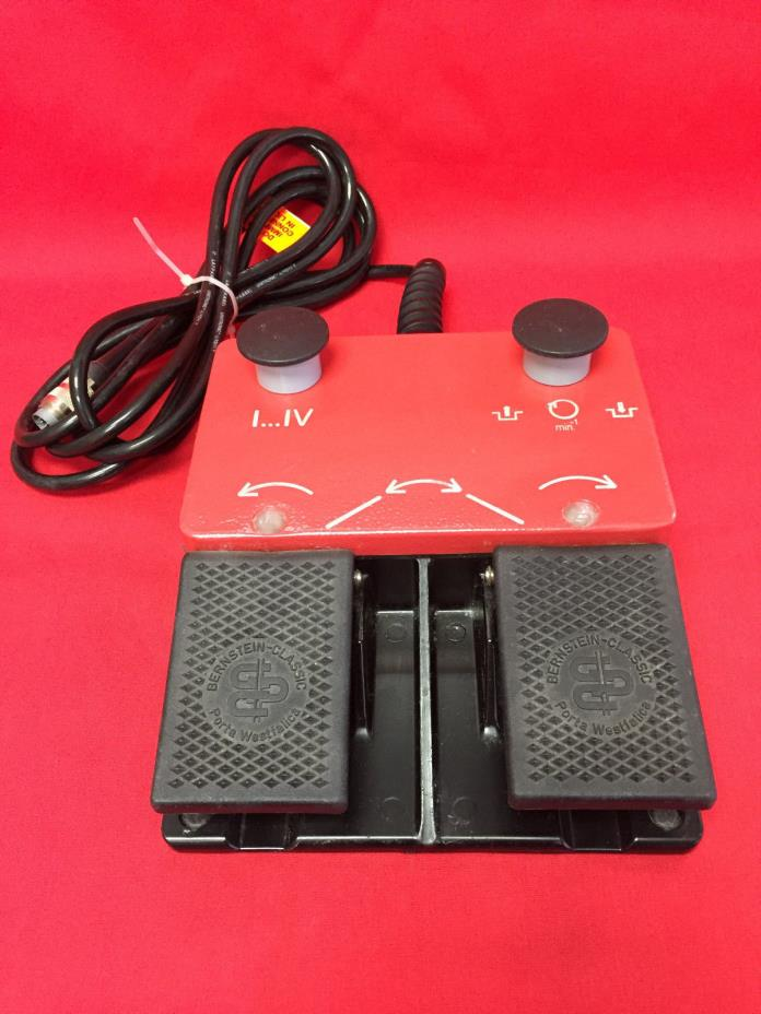Richard Wolf GMBH Foot Pedal Model 2030.221   IP68