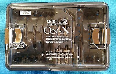 MCRI On-X Prosthetic Heart Valve Instruments