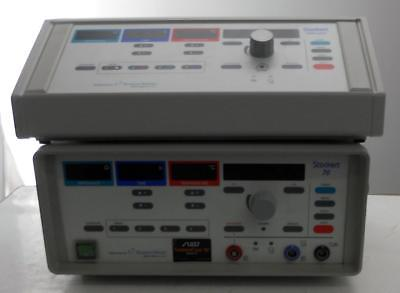 Biosense Webster Stockert 70 RF Generator ST-0993 w/ Remote Control Unit 39D-79X