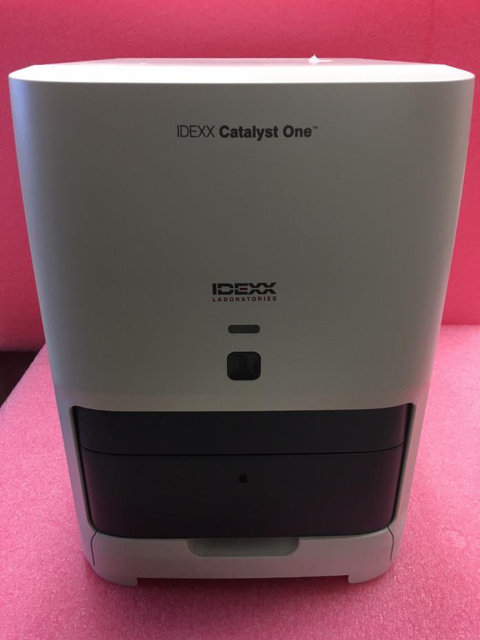 Idexx Catalyst One Vet lab