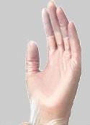 Powder-Free Stretchy Vinyl Exam Gloves Medium