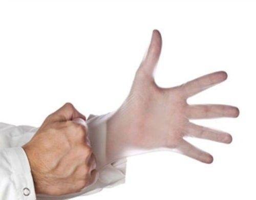 Vinyl Powder-Free Medical Exam Gloves (Latex Fee) Small. Medium. Large