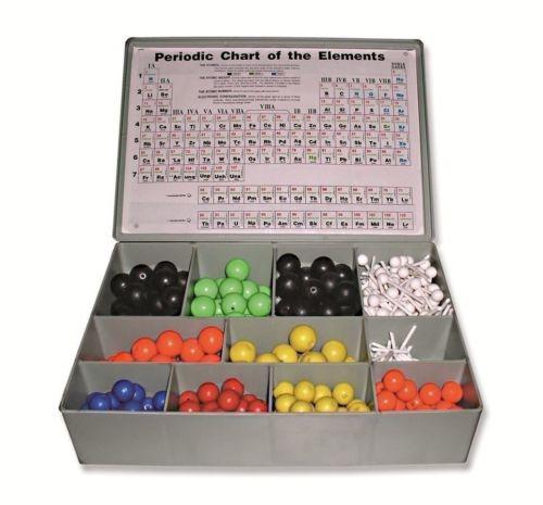 Deluxe Teacher's Molecular Model Kit for Organic & Inorganic Chemistry