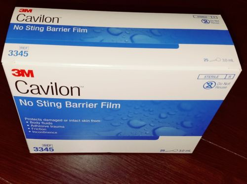 Cavilon No Sting Barrier Film Applicator Packet lollipop medical wound protect