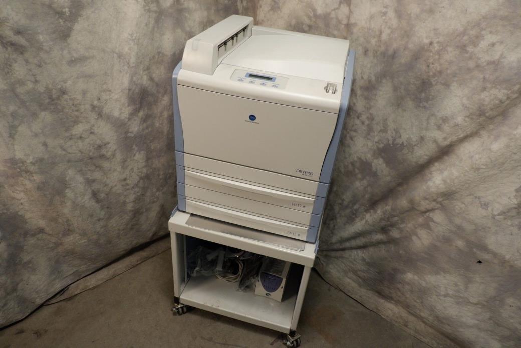 Konica Minolta DryPro 832 Laser Imaging System