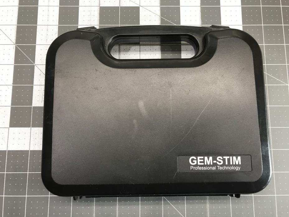 GEM-STIM Muscle Stimulator personal physical therapy