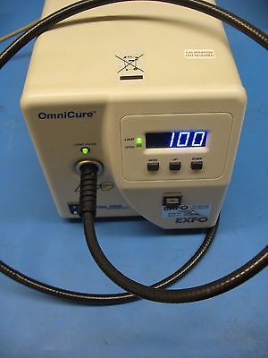 OmniCure Series S1000, UV curing system