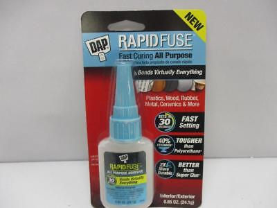 DAP 00155 Rapid Fuse Fast Curing All Purpose Adhesive