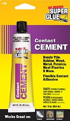 The Original SuperGlue Contact Cement