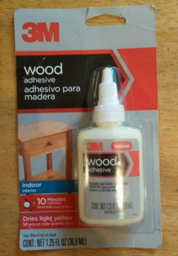 3M  Indoor Wood Adhesive 18020