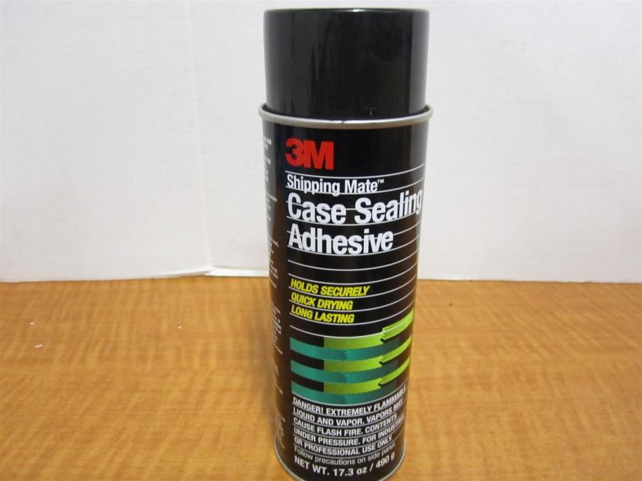 3M Shipping Mate Spray Adhesive, Low VOC, 24 Oz Aerosol