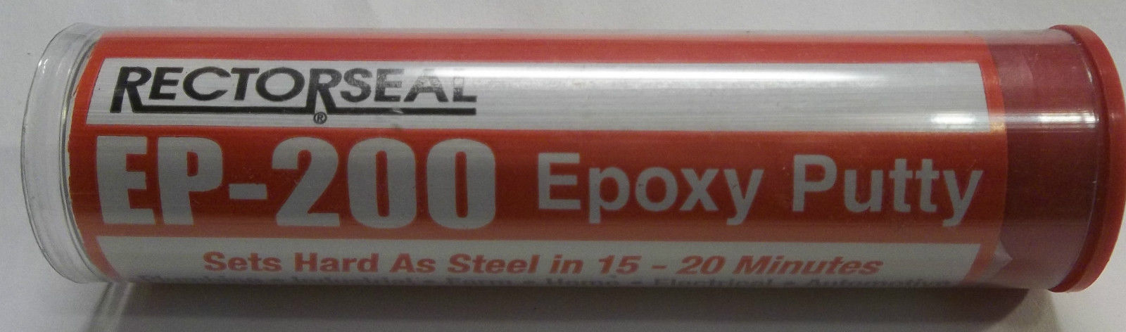 Rectorseal EP-200 Epoxy Putty 2oz FREE SHIPPING REPAIRS ALMOST ANY SURFACE