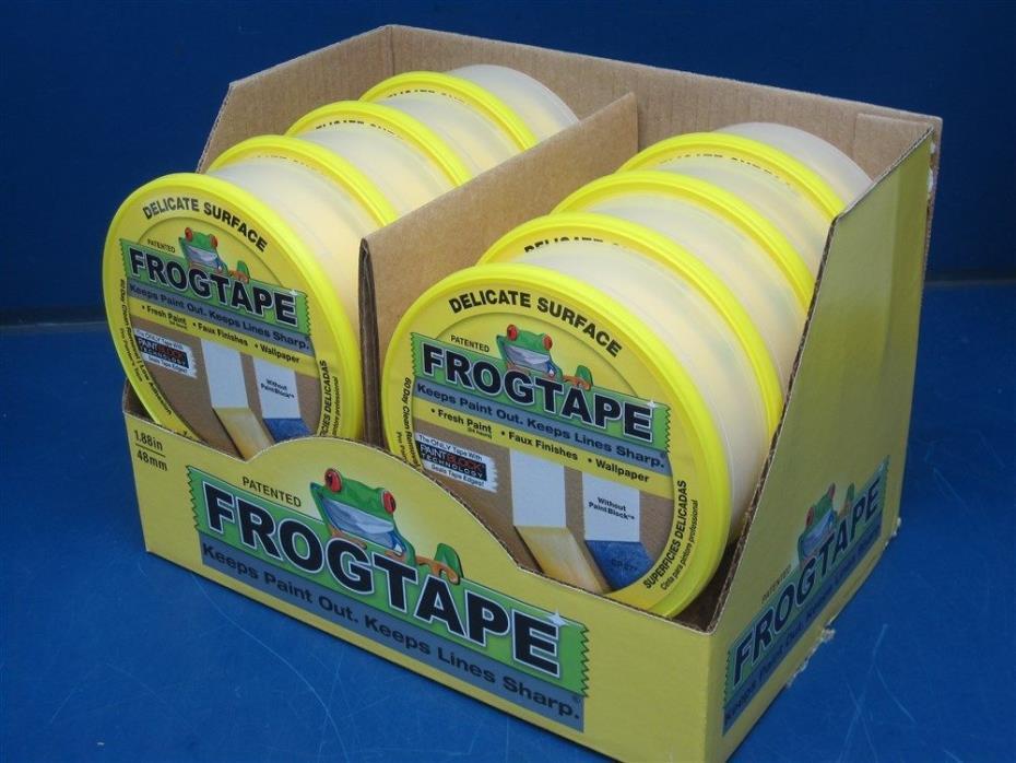 (8 Rolls) FrogTape 1.88