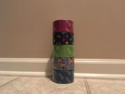 Duck Brand Multiple Colors of Duct Tape 1.88 Inches x 10 Yards