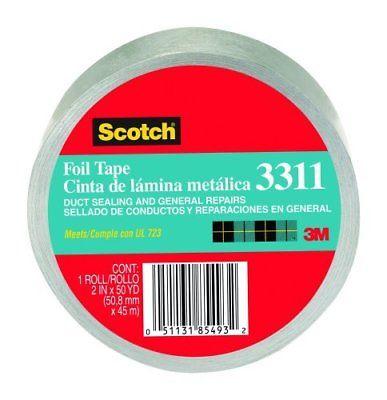 Tape Foil 2inx10yd