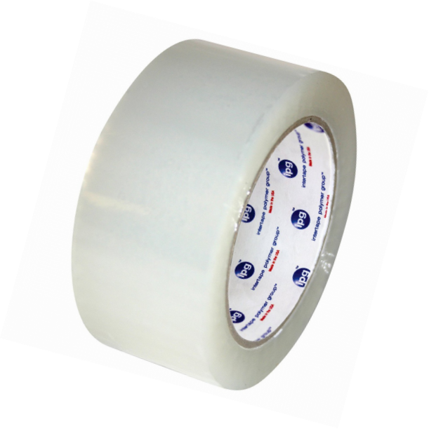 Intertape Polymer Group G2002 170 Emulsion Acrylic, Utility Carton Sealing Tape,