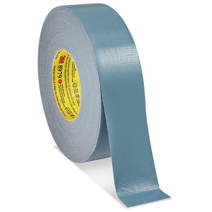 3M Performance Plus Duct Tape 8979 Slate Blue, 72 mm x 54.8 m 12.1 mil