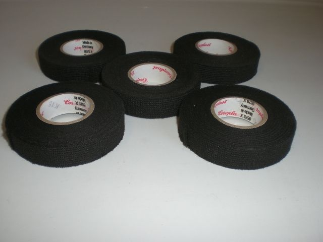 5 Rolls COROPLAST 8575X Car Wire Harness Adhesive Electrical Tape 19mmX5m FLEECE