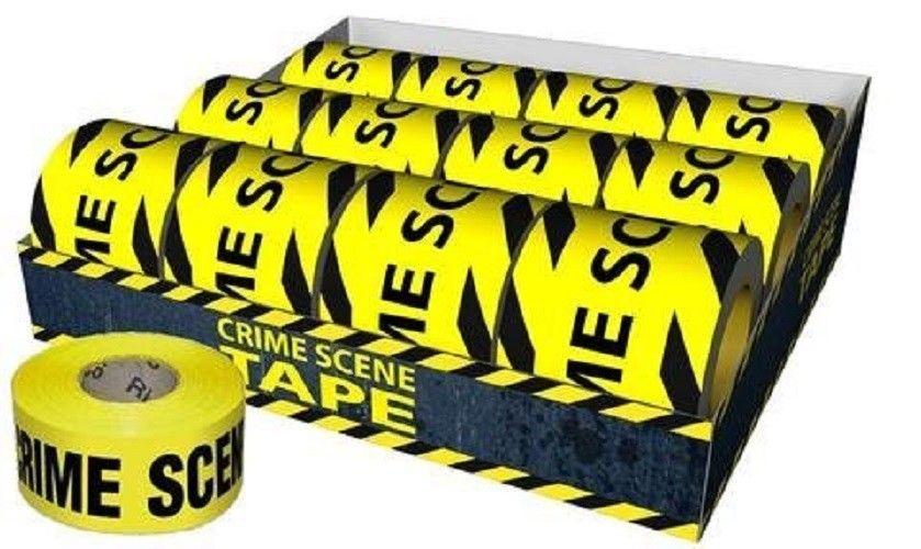 Island Dogs Crime Scene Tape 1 Count  #376282