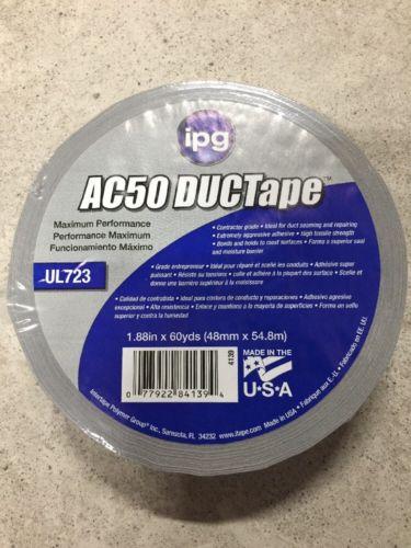 Intertape 4139 Contractor Grade Duct Tape,1.88