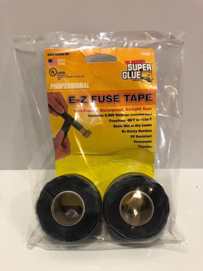 Super Glue 15408 E-Z Fuse Tape 1