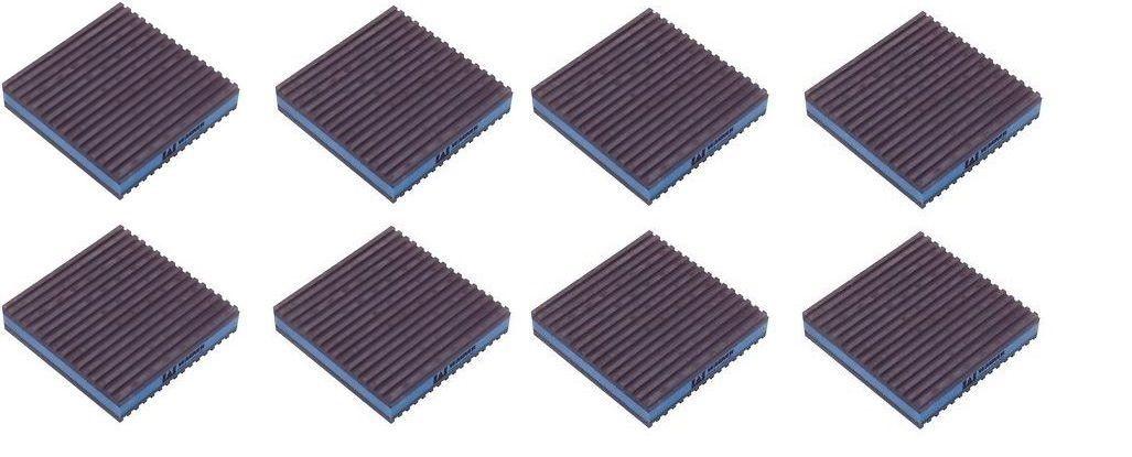 8 Premium EVA Anti Vibration Pad Dampener 2x2x7/8 Diversitech MP-2E Washer Dryer
