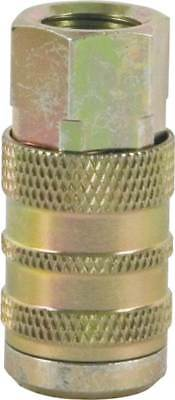 Stanley IC-14F Industrial Hose Adapter, 1/4 in, Coupler X FNPT, Steel