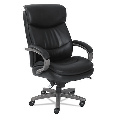 La-Z-Boy Woodbury Big and Tall Executive Chair Black 48961A