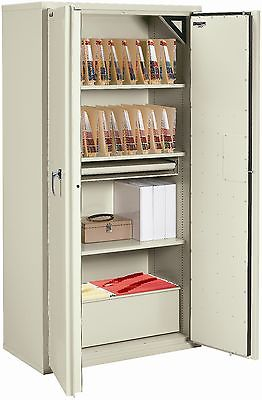 FIREKING FIREPROOF STORAGE CABINET   CF7236-D                   FACTORY NEW!