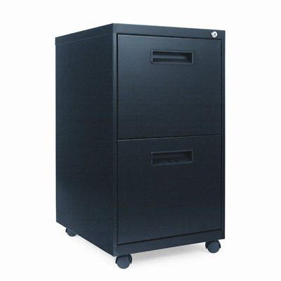 Alera Mobile Pedestal File with Visible Casters-2 DAlerawers