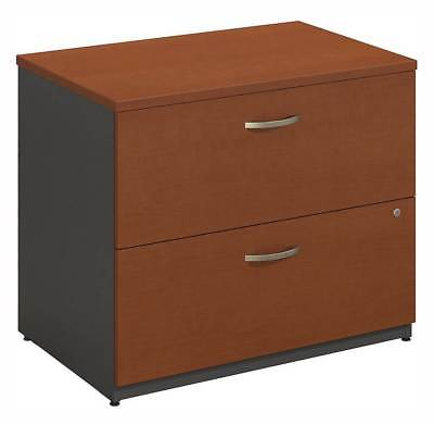 Laminate Lateral File Cabinet in Maple - Series C [ID 2512]