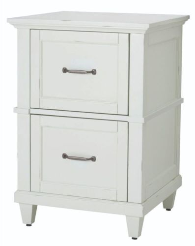 File Cabinet 2-Drawer Cabinet Storage Document Holder Organizer Office Furniture
