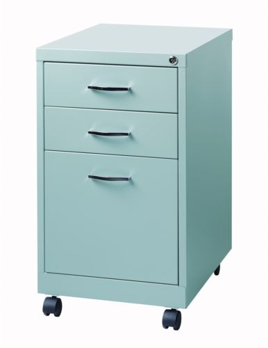 Office Designs Platinum 19-inch 3-drawer Pedestal File
