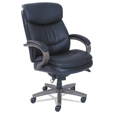 La-Z-Boy Woodbury High-Back Executive Chair Black 48962A