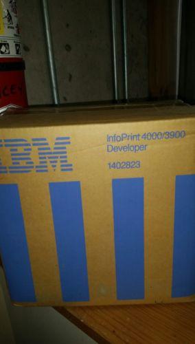 IBM infoprint 4000/3900 Developer 1402823
