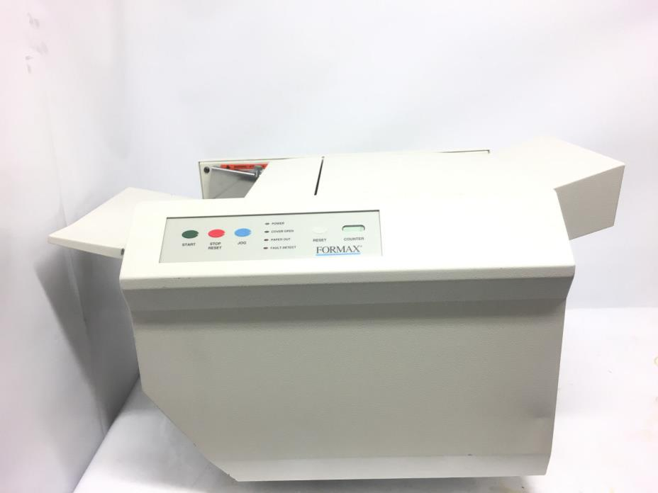 Formax FD2000 Pressure Seal Folder Sealer *AS-IS*