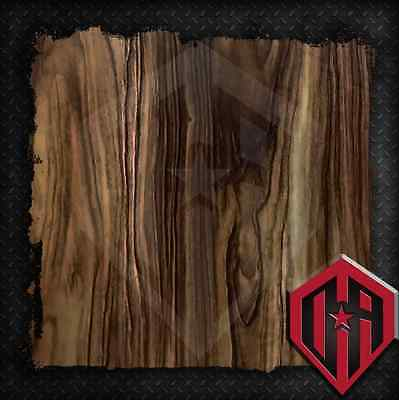 HYDROGRAPHIC WATER TRANSFER HYDRODIPPING FILM HYDRO DIP CHERRY WOOD GRAIN -20 2M