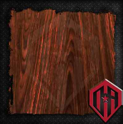 HYDROGRAPHIC WATER TRANSFER HYDRODIPPING FILM HYDRO DIP CHERRY WOOD GRAIN -01 2M