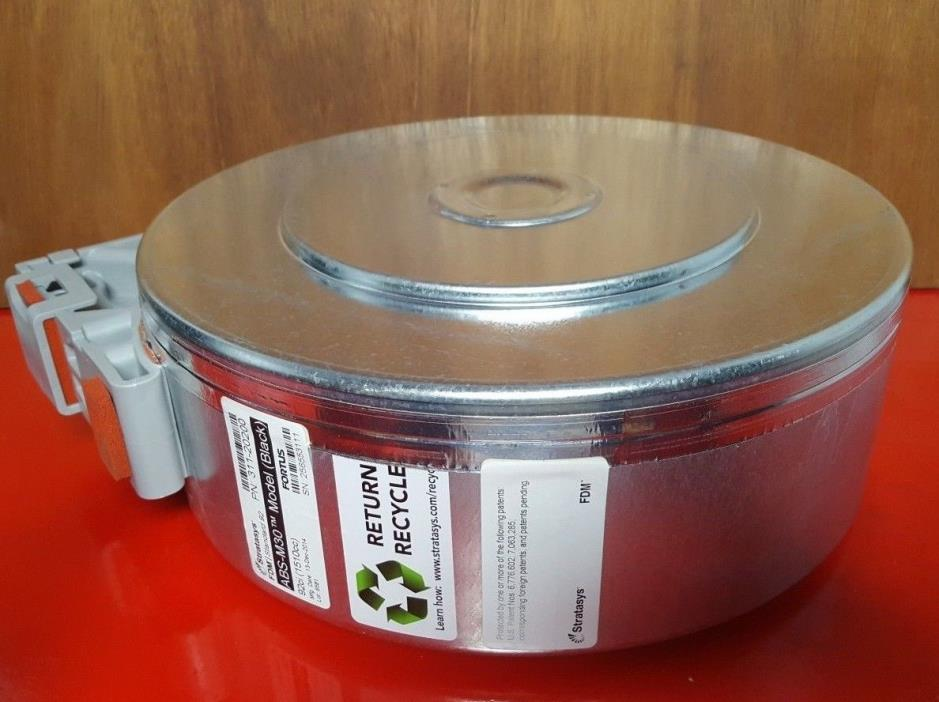 Stratasys FDM Standard 92'' ABS-M30 Black 311-20200 Fortus - EMPTY
