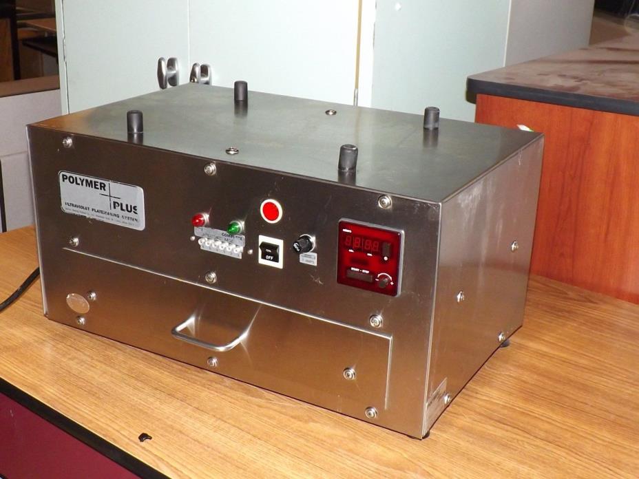 Poylmer Plus ultraviolet platemaking system