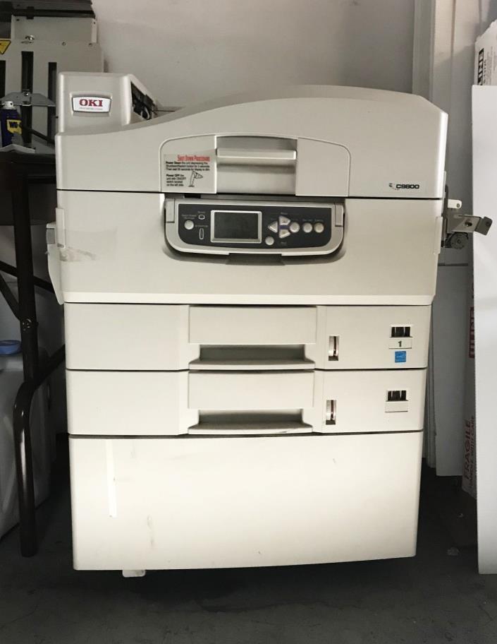 Envelope Digital Printing Package - PSI Envelope Unit & Oki C9800 Printer