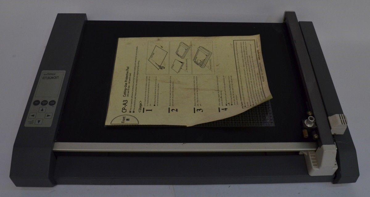 Roland Desktop Sign Maker Camm-1 PNC-500 Vinyl Cutter