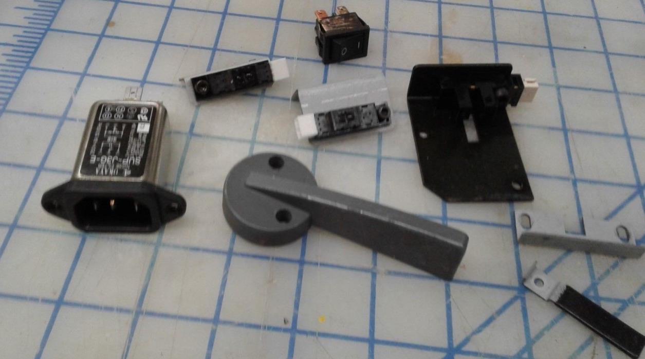 Roland Color Camm PC -60 Printer / Cutter Miss. Parts