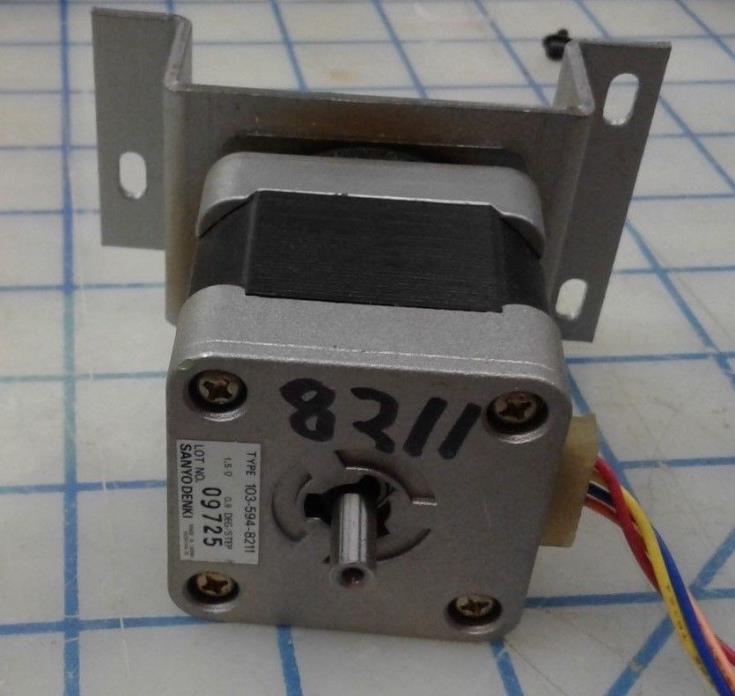 Roland Color Camm PC -60 Printer / Cutter Parts  Motor  Type 103-593-3041