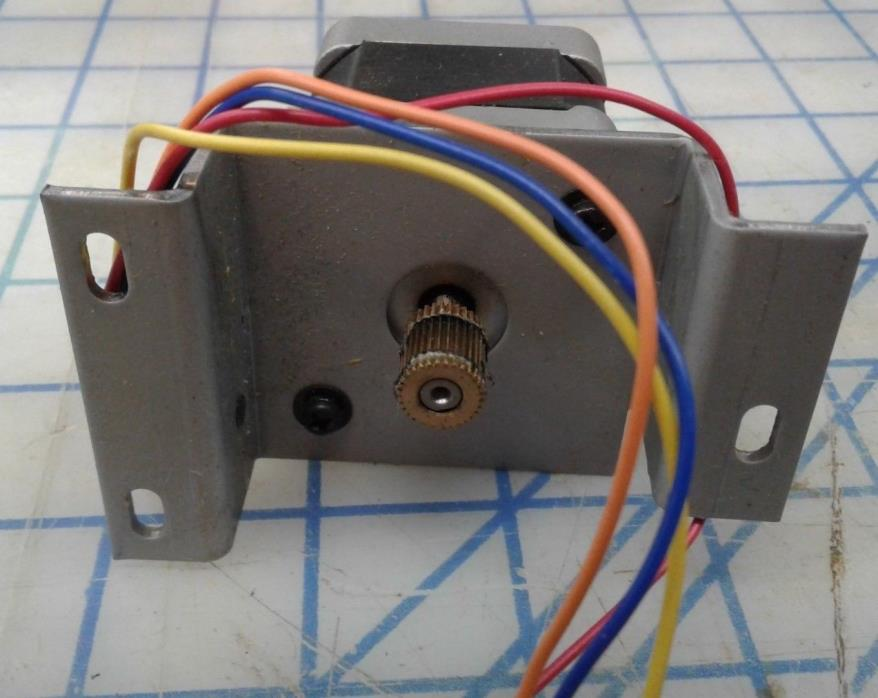 Roland Color Camm PC -60 Printer / Cutter Parts  Motor  Type 103-594-8211