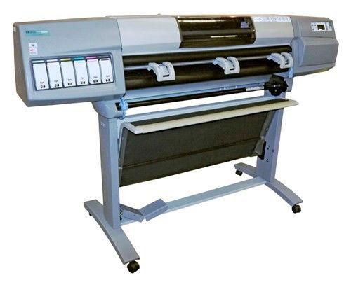 HP Designjet 5000 Large Format Ink-Jet Printer 60 Inch