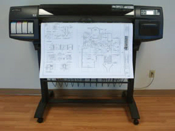 HP DesignJet 1055CM 36