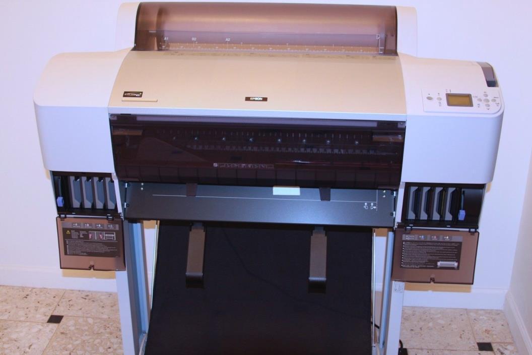 Epson Stylus Pro 7800 Large Format 24