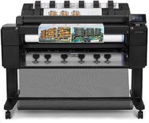 HP T2500 MFP 36