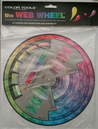 Web Design Web Wheel Color Tool